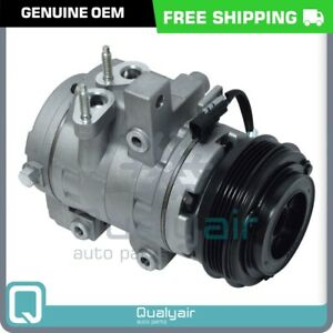 AC Compressor 2011-2013 2012 2014 FORD F150 PICKUP V6