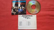 "JEFFERSON ""Airplane, Starship, Hot Tuna"" ORIGINAL & VERY SCARCE 1990 Spain CD"