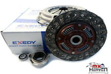 "Mazda MX5 MK2 1.6 - 4 Piece Exedy Clutch Kit inc. Spigot Bearing 1998>05 ""New"""