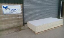 1 x PALLET OF 10 X 25 MM + PLASTERBOARD THERMAL INSULATION RECTICEL BOARD  NICE