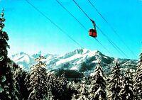 Nebelhornbahn  , Ansichtskarte, gelaufen