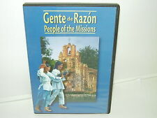 Gente de Razon People Of The Missions (DVD, San Antonio Missions Historical Park