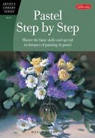 Walter Foster Publishing Book Al42 Pastel Step By Step Multi by