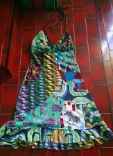 DESIGUAL Vestito vestitino cotone rifinitissimo tg S 38 40