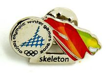 Pin Spilla Olimpiadi Torino 2006 Olympic Store - Skeleton With Look