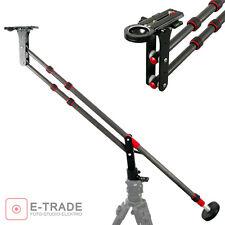 F&V CARBON !!! Portable Video Camera Jib Crane Arm  Boom Canon Nikon Sony