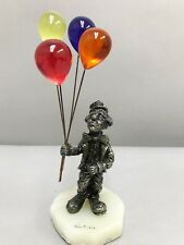 """Hobo Joe With Balloons"" Original Bronze Master (Clown ) Direct From Ron Lee'S"