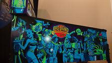 HUO Big Bang Bar - Capcom Virtual Digital Pinball Machine - Excellent Condition