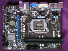 MSI H81M-P33 rev 1.0 , lga1150, DDR3, mATX motherboard