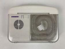 Vintage Windmere Soft Bonnet Hairdryer Portable SBD-40 Hair Dryer. TESTED WORKS
