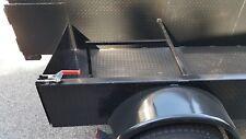 Deep Fryer BBQ Smoker 48 Grill Trailer Food Mobile Catering Business Barn Door
