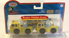 New- Thomas & Friends Wooden Railway - Sodor Power Crew w/ Card