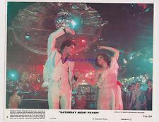 SATURDAY NIGHT FEVER JOHN TRAVOLTA AS DISCO KING TONY MANERO 1977 8X10