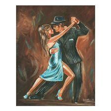 """Steve O'Connell Artist - """"Havana Nights"""" - Dance Art - Tango Dancing - Ballroom"""
