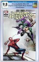Amazing Spider-Man #49/850 CGC 9.8 Marvel Clayton Crain TD PRE-ORDER 9/30/2020