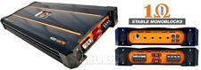 QUANTUM AUDIO QZA4000D 4000 WATT MONOBLOCK CLASS D AMPLIFIER MONO AMP BASS KNOB