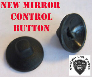 Volvo door mirror control switch button repair kit  S60 S80 XC70 XC90 S70 V70