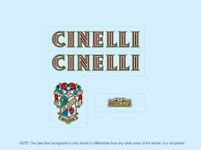 Cinelli Bicicletta decals-transfers-stickers # 3