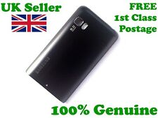 100% Genuine Samsung S7230 Wave rear metal battery cover fascia housing grey