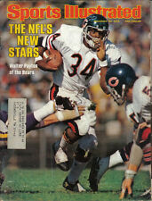 1976 11/22 Sports Illustrated Magazine,Football,Walter Payton,Chicago Bears FAIR