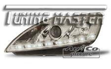 Ford Focus II C307 DAL 2008 al 2011 Fari dayline cromat