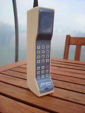 Toy Zack Morris Style Vintage Brick Cell Phone Prop - Motorola DynaTAC CellStar.