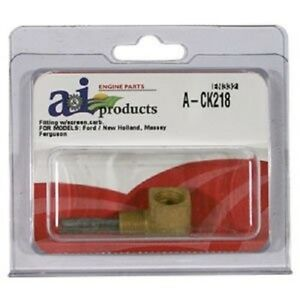 A&I PRODUCTS A-CK218 FITTING W/ SCREEN, CARB.  671958633390