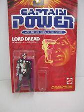 "Captain Power - ""LORD DREAD"" - 1987 Mattel - #3906 - Evil Mastermind"