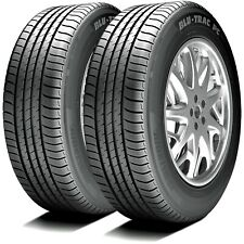 2 Tires Armstrong Blu-Trac PC 195/60R15 88H AS A/S All Season