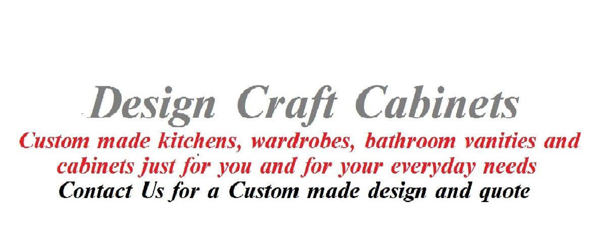 Design Craft Cabinets