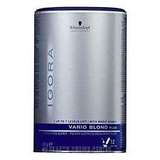 Schwarzkopf Igora Vario Blond plus Bleach Powder Great Review PROFESSIONAL!