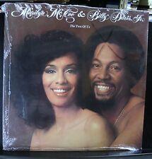 SEALED VINYL RECORD ALBUM SOUL LP MARILYN MCCOO BILLY DAVIS JR THE TWO OF US (J