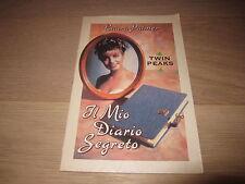 Laura Palmer Il mio diario segreto Giorgio Lazzarini Twin Peaks Prod. 1a ed 1990