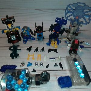 Battle B-Daman Lot Figure Hasbro Shooters Marbles Parts Marble Containers