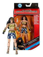 "Multiverse Batman The Dark Knight Returns Wonder Woman 6"" Figure w/ Dr. Psycho"