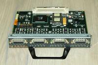 Cisco PA-4T+ 4 Port Fast Serial Enhanced Port-Adapter for 7200VXR 1YrWty TaxInv
