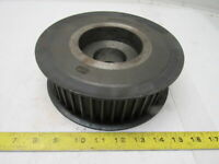 "44-14M-55-N 55mm Wide Timing Belt Sheave 44T 2"" Unfinished Bore"