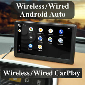 for FIAT - WIRELESS APPLE CARPLAY & ANDROID AUTO   ALL MODELS EASY INSTALL    4