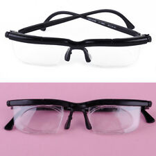 Adjustable Dial Eye Glasses Perfect Vision Reader Presbyopic Elder Men Women