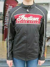 Original INDIAN Motorcycle Damen Jacke leichte Sommerjacke 286867 NEU! Gr. L