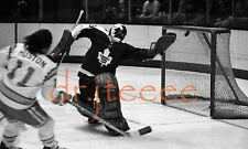 1975 Doug Favell TORONTO MAPLE LEAFS - 35mm Hockey Negative