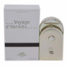HERMES VOYAGE D'HERMES EAU DE TOILETTE NATURAL SPRAY 35 ML/1.18 FL.OZ. NIB-26213