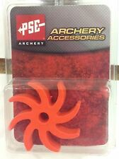 NEW PSE ARCHERY ORANGE COLORED CABLE ROD DAMPNER FOR PSE BOW