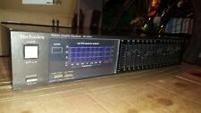 Technics Stereo Graphic Equalizer Modell SH-8044 Vintage