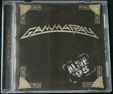 Gamma Ray - Alive '95 CD (1996, Victor) Remastered Import