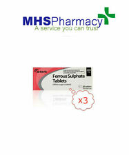 special offer Ferrous Sulphate 200mg 3 pack of 28 - ACTAVIS BRAND Iron Tablets