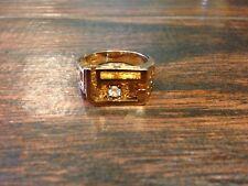 CCI Men's Ring - 18 Kt HGE - Size 9