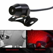USB LED Car Atmosphere Star Light DJ RGB Colorful Lamp Projector Christmas Decor