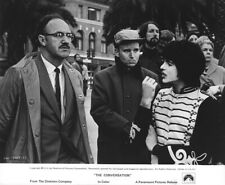 The Conversation 1974 original 8x10 photo Gene Hackman Robert Shields as mime