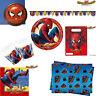 Boys Spiderman Homecoming Disney Marvel Birthday Party Tableware & Decorations